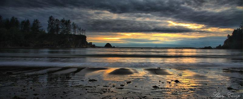 Sunset Bay, Oregon