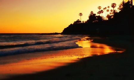 Laguna sunset revisited