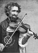 Sad Fiddler