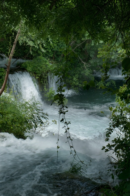 Krka Falls, Skradin, Croatia