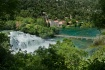Krka Falls and th...
