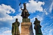 Statue of St. Wen...
