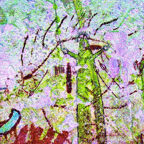 Halo Anthropomorph in crgb color space - ID: 10429293 © Emile Abbott