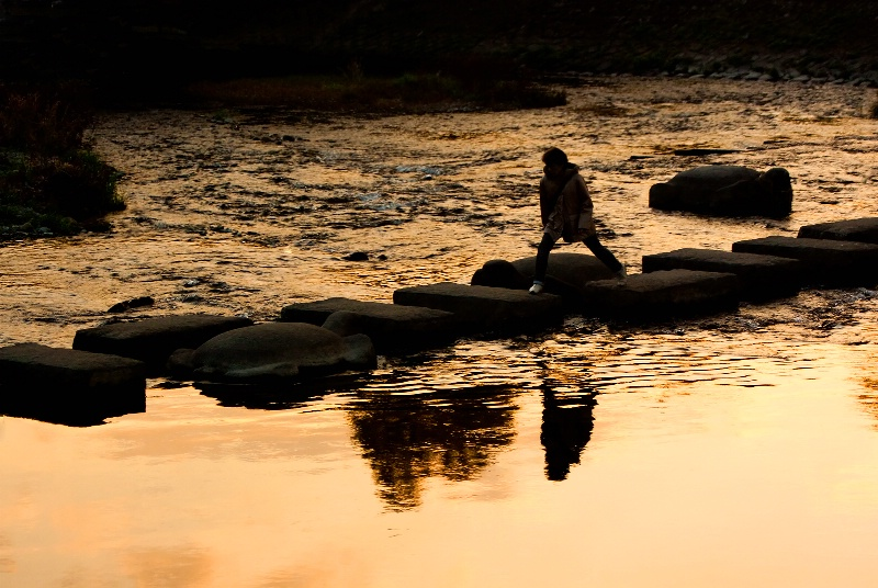 Stepping Stones - ID: 10455715 © Susan Gendron