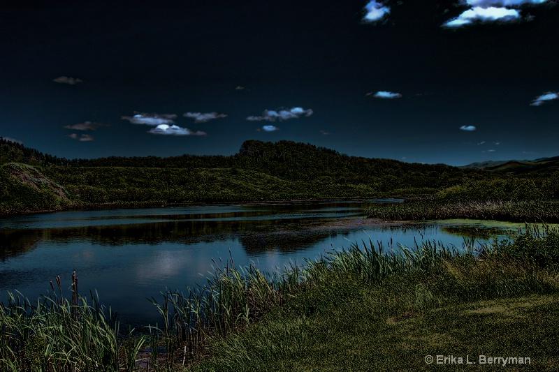 nighttime - ID: 10473704 © Erika L. Ward