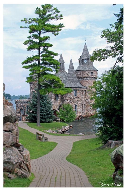 Boldt Castle Powerhouse