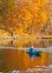 Fisherman on Lake...