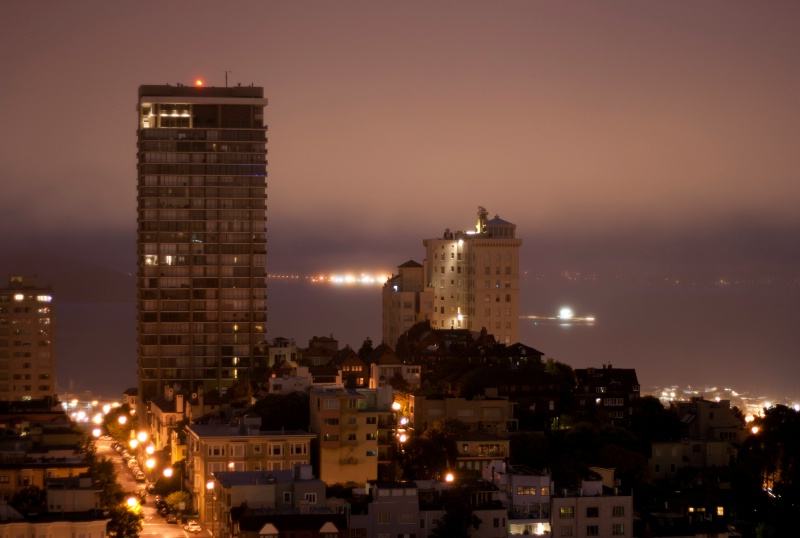 Dawn #1 - fog