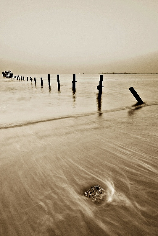 Piling by the SEA