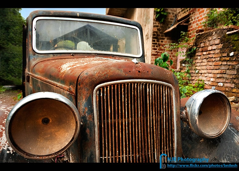 An Old Car