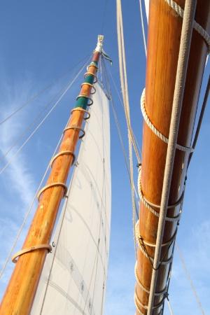 Mast And Boom