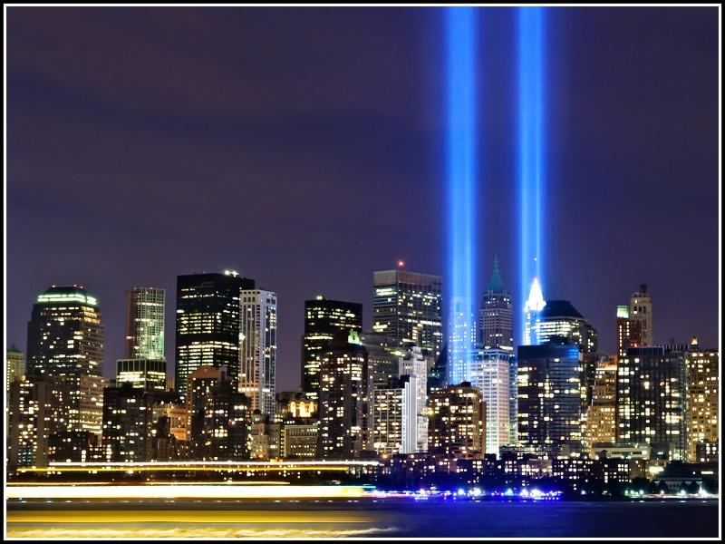 9/11/2010 Tribute in Light