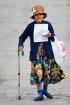 Old Woman Shoppin...