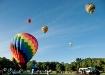 Balloons on Parad...