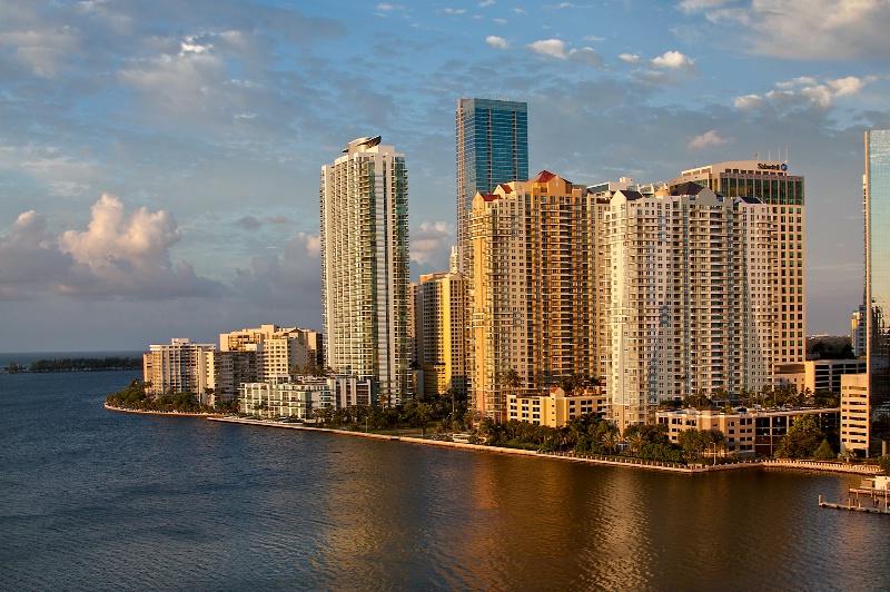 Miami Morning - ID: 10799617 © Steve Abbett