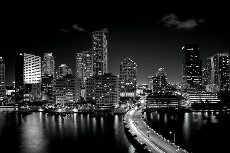 Night Vision_bw - ID: 10832583 © Steve Abbett