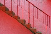 The Pink Stairs
