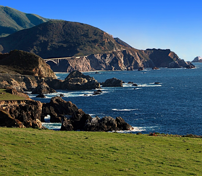Rugged Big Sur - ID: 10841129 © Clyde P. Smith