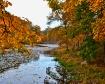 Fall View of Lake...