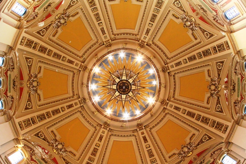 Dome of St. Paul Cathedral