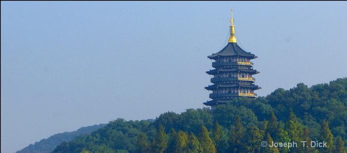 #493 westlake pagota 2 - ID: 10949469 © Joseph T. Dick