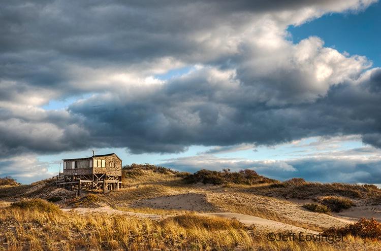 Dune Shack, Cape Cod National Seashore - ID: 10992133 © Jeff Lovinger