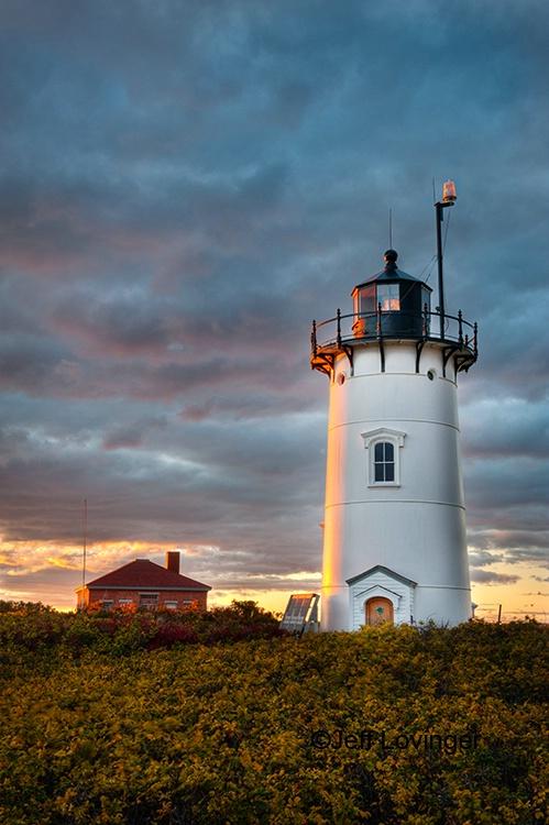 Race Point Light House - ID: 10992140 © Jeff Lovinger