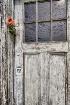 Old Door with the...