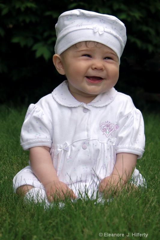 Happy Baby - ID: 11022028 © Eleanore J. Hilferty