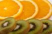 kiwis and oranges...