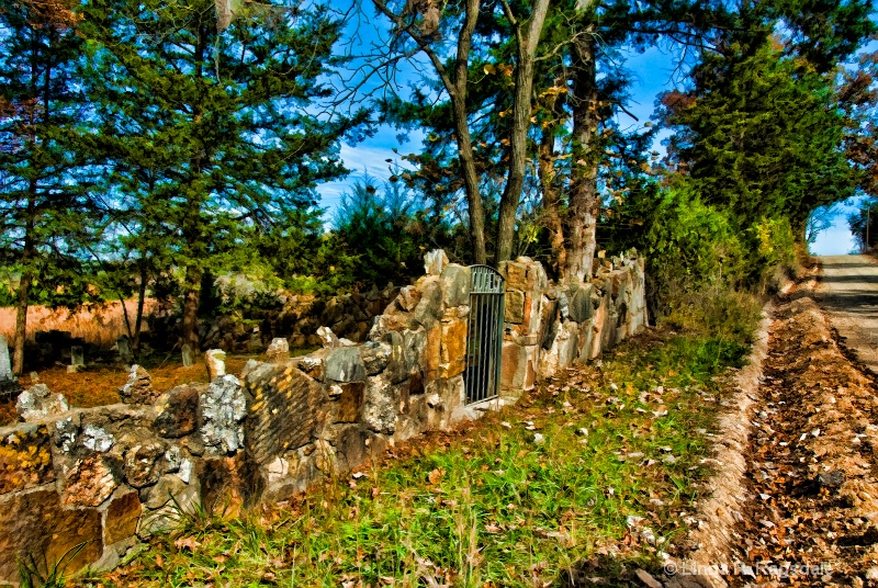 Cementary - ID: 11080035 © Linda R. Ragsdale