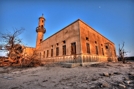 Ruins of the Mosque