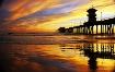 Sunset, Huntingto...