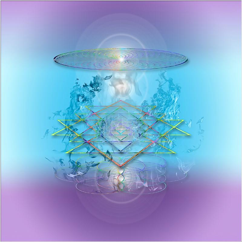 Sacred Geometry 10 - ID: 11278934 © Endre Balogh