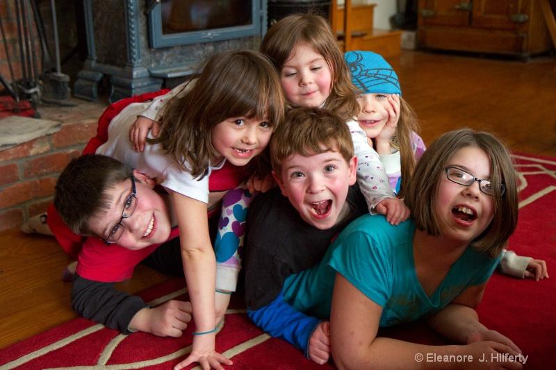 Cousins 2 - ID: 11282867 © Eleanore J. Hilferty