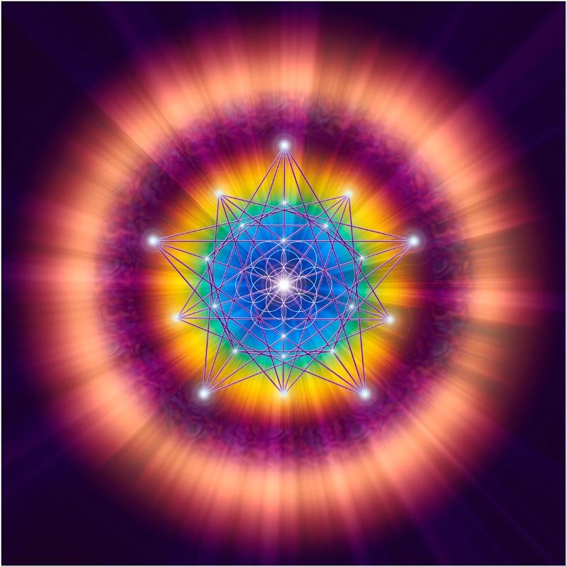 Sacred Geometry 12 - ID: 11292415 © Endre Balogh