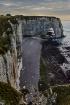 Cliffs at Étreta...