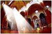 Rome Church Light...
