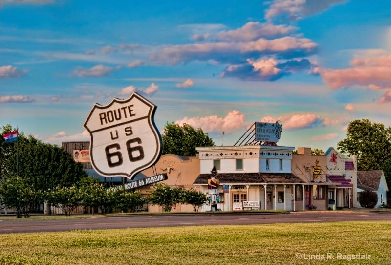 Route 66 Museum - ID: 11404272 © Linda R. Ragsdale