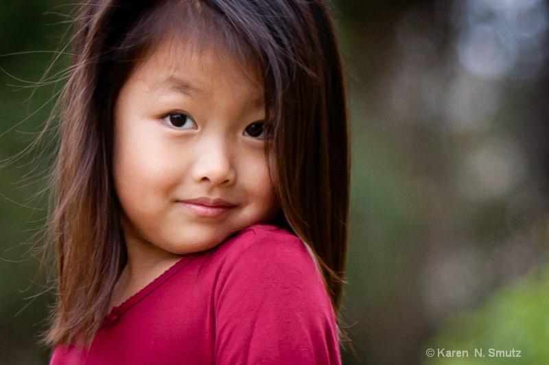 My sweet, sweet girl - ID: 11420853 © Karen N. Smutz