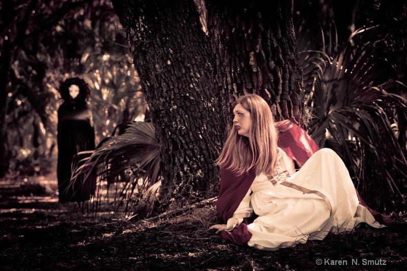 Little Red - ID: 11443284 © Karen N. Smutz