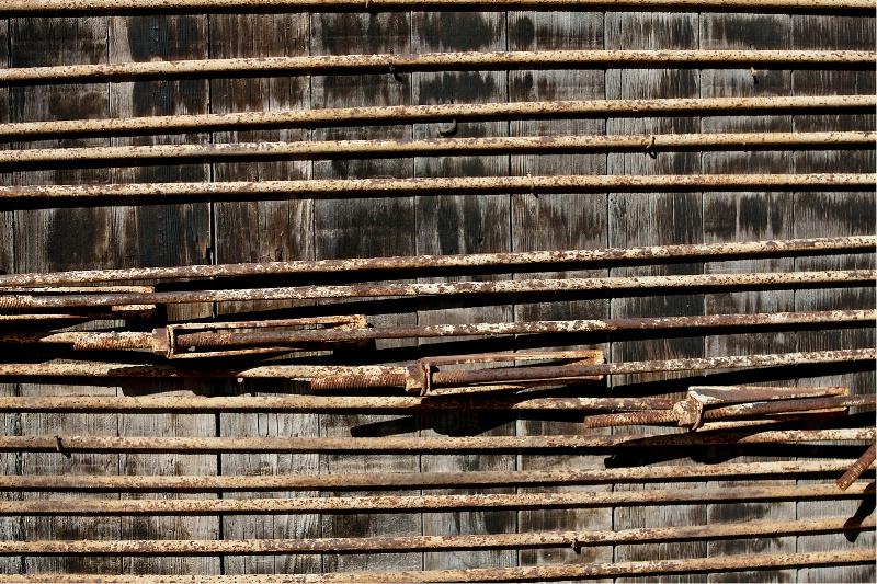 Old wooden water tank, Virginia City NV - ID: 11452814 © Steve Abbett