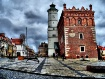 Sandomierz in the...
