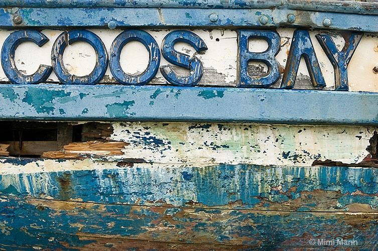 coos-bay-788-070 - ID: 11483128 © Marilynn Mann