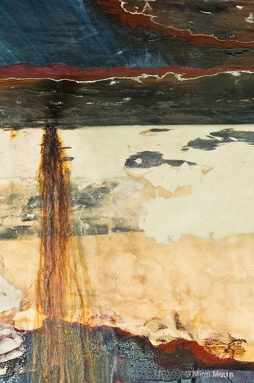 oregon-coast-abstract 2--788-065- - ID: 11483132 © Marilynn Mann
