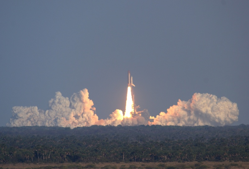 Last Discovery Launch from 39A - ID: 11497892 © William E. Dixon