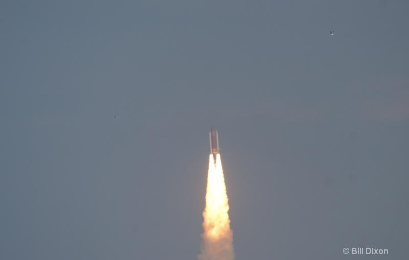Discovery's last launch - ID: 11497911 © William E. Dixon