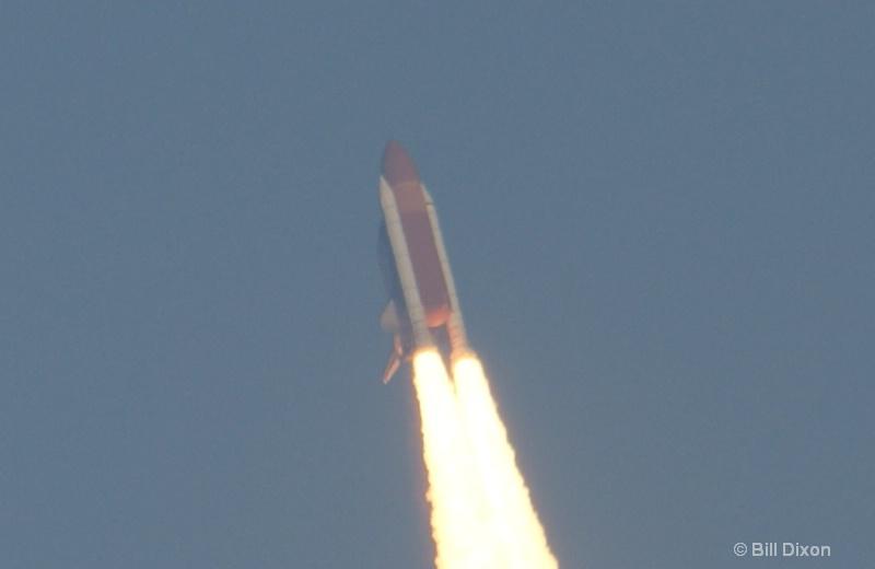 Discovery's last launch - ID: 11497912 © William E. Dixon
