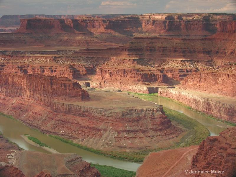 Dead Horse Park overlook - ID: 11543043 © Jannalee Muise