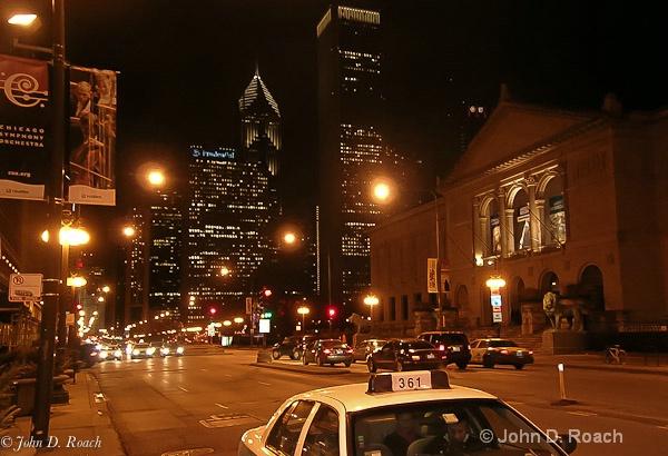 Michigan Avenue, Chicago, Illinois - ID: 11570723 © John D. Roach